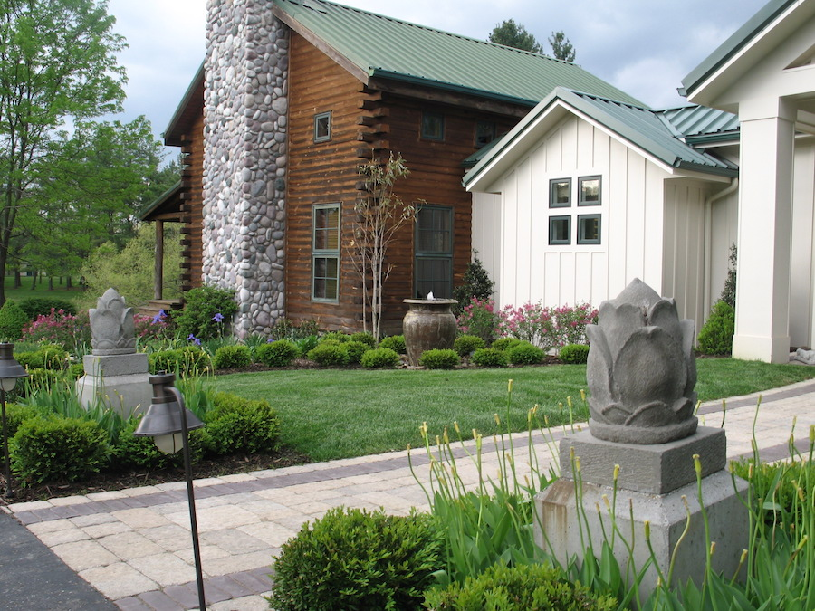 Residential House Landscaping : Residential landscaping serving ohio and west virginia