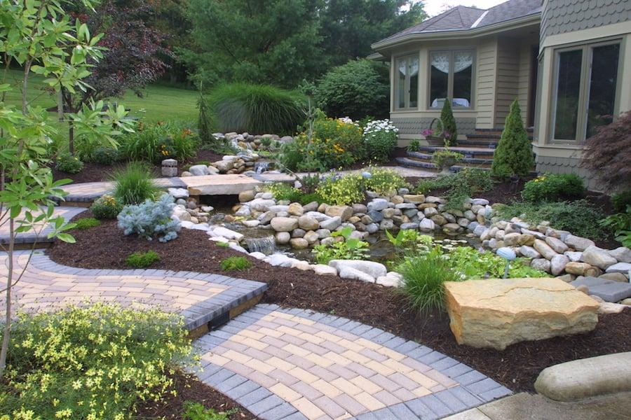 Greenleaf landscape design garden center marietta ohio for Landscape design center